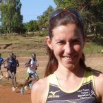 Training in Kenya…